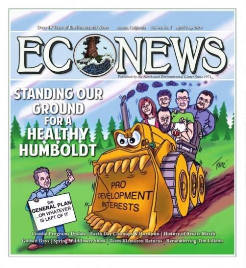 Eco News Cover