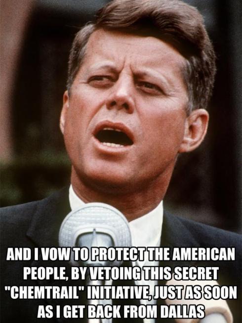 JFK's Vow