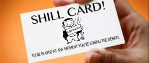 Shill Card