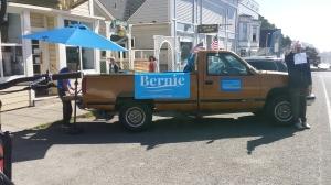 Berniemobile