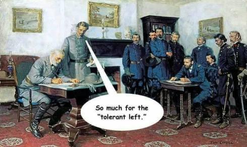 Tolerant Left 2